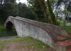 il ponte  a Fiumetto