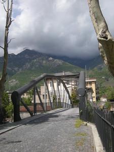 nuovo ponte di Bussoleno