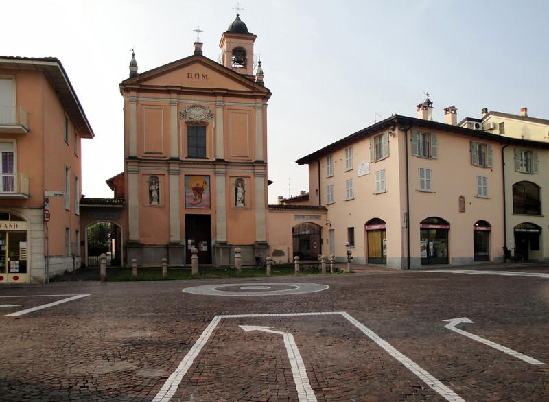''Piazza Sant'Antonio'' - Casalpusterlengo