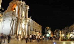 Ortigia by night