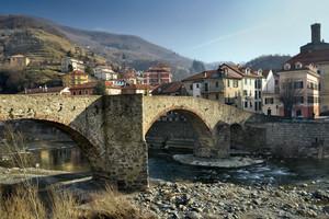L'antico ponte sullo Stura