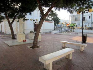 A protezione della Piazza