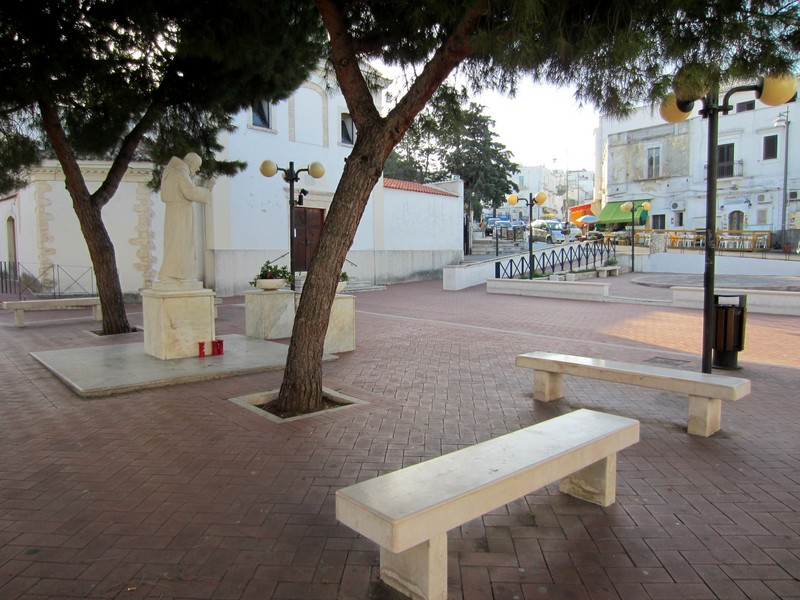 ''A protezione della Piazza'' - Peschici