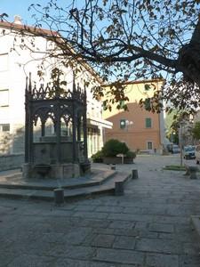 La fontana in ghisa