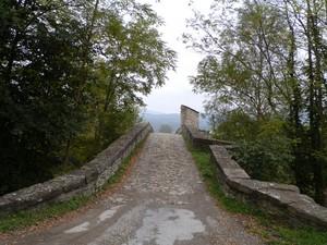 Attraverso il ponte degli alemanni