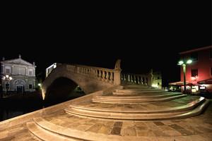 Ponte Vigo Night – Chioggia