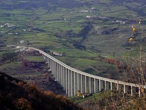 Il lungo ponte di Agnone