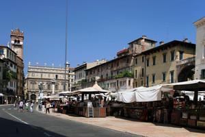 Piazza da secoli