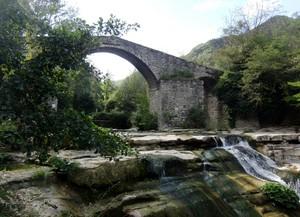 Il ponte della Brusia