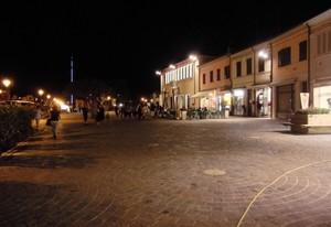 By night nel porto