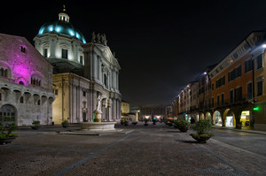 Piazza Paolo VI°- Brescia