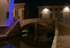 Passeggindo per Comacchio