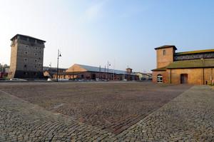 piazzale dei Salinari