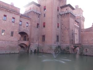 Ponte nel castello