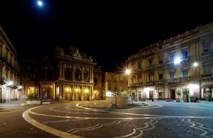 Piazza del Teatro Di Catania