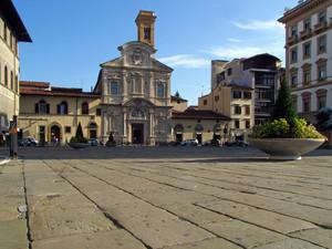 Piazza Ognissanti