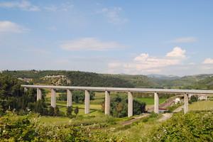 Ponte sulla strada Prov. 15