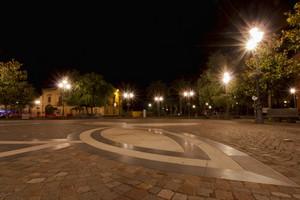 tranquillamente in piazza…