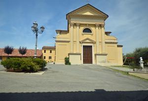 La chiesa gialla
