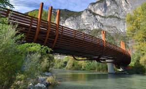 Ponte sul torrente Noce