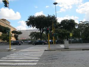 Piazza dei Cinquecento a Roma I