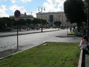 Piazza dei Cinquecento a Roma II