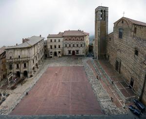 la grande piazza