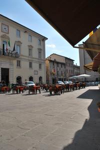 Gualdo Tadino piazza Martiri della Libertà