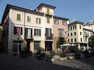 Piazza Giovine Italia