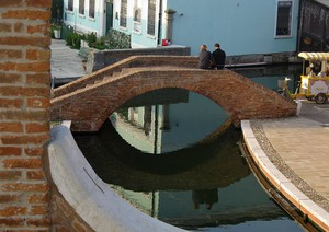 ''Ponti d'incontro'' - Comacchio