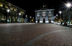 L'altra faccia della piazza di Riposto