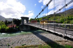 Il Ponte delle Catene – Bagni di Lucca