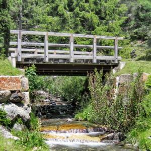 Ponte a Moso, frazione di Sesto in Alta Pusteria