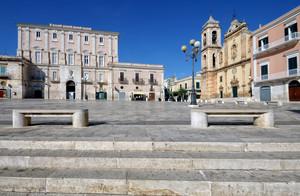salitella a Piazza Santa Croce