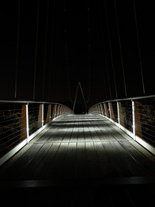 ultima foto del ponte della pace…a casalàcc….