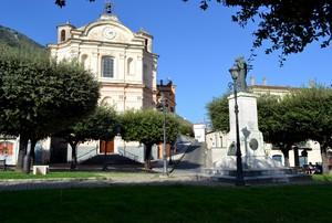 """""""Preghiera e ricordo"""" – Piazza Vittorio Veneto – Venafro (Isernia)"""