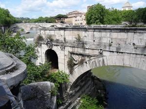 Er meio de Roma!!!