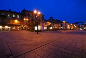 Ora Blu in Piazza Vineis