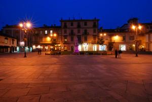 In Piazza a Saluzzo
