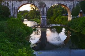 Sotto il ponte…