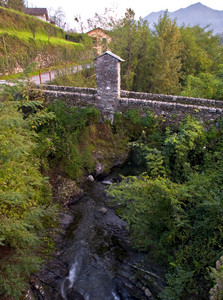 Ponte in pietra di Ferrada