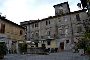 Piazza Cavour (Sutri)