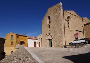 Largo San Francesco – una stretta piazza
