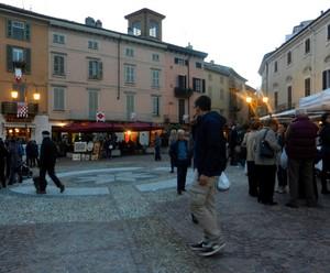 Confusione in Piazza Garibaldi
