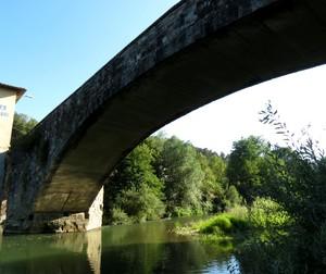 L'arco del ponte
