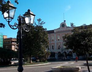 In Piazza Municipio