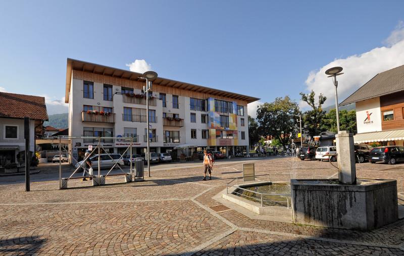 ''Piazzale della vecchia pro-loco'' - Valdaora