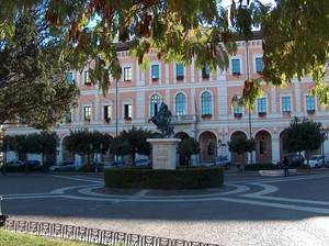 San Giorgio in Piazza Municipio