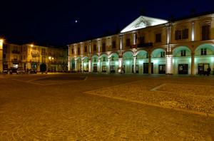 Piazza Cavour – Municipio