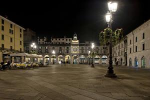 Piazza della Loggia – Orologio -
